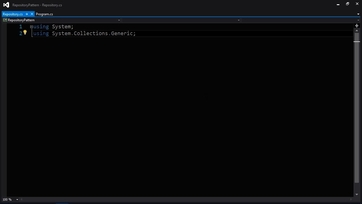 How do I use the repository pattern in C#? - O'Reilly Media