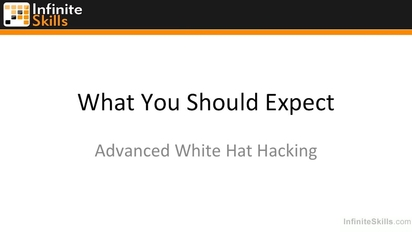 Advanced White Hat Hacking and Penetration Testing