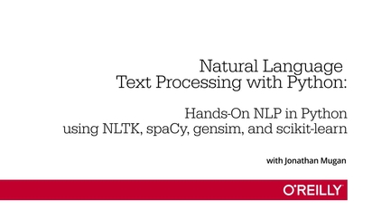Natural Language Text Processing with Python