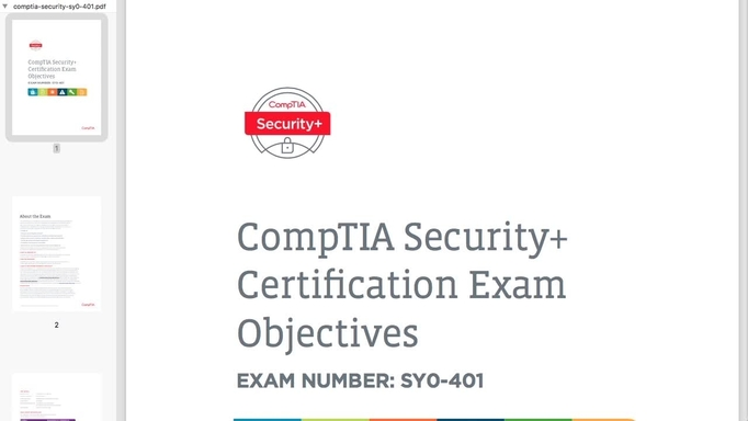 Network Securtiy Certification Exam