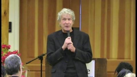 Thumbnail for entry Peace Symposium 2014 Friday Evening Keynote, John Perkins