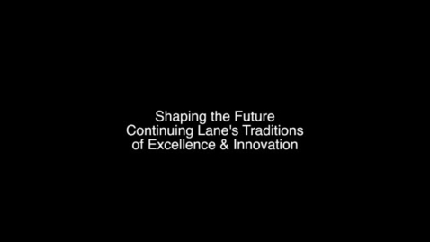 Thumbnail for entry Shaping the Future (Fall 2014 Inservice)