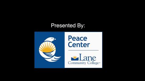 Thumbnail for entry Peace Symposium 2015 AM welcome