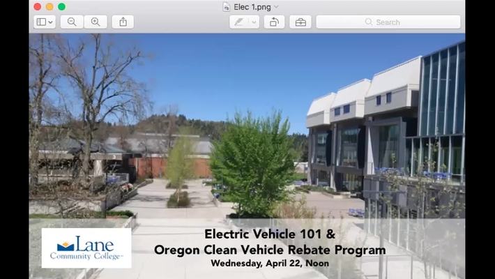 Electric Vehicle 101_Oregon Clean Vehicle Rebate