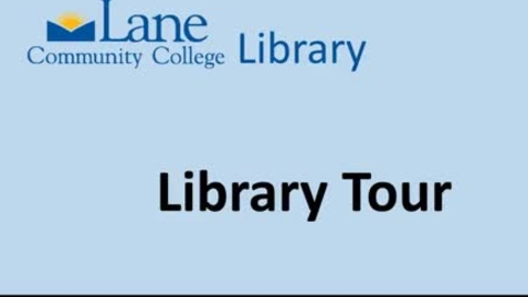 Thumbnail for entry LCC Library's Website Tour