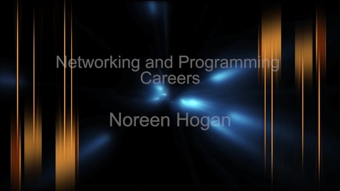Thumbnail for entry CIT2017 Program Overview: Noreen Hogan
