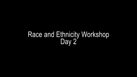 Thumbnail for entry CCPD Day 2 Number 1- Introductions