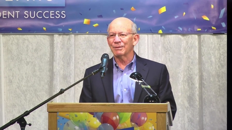 Thumbnail for entry 50th Anniversary - Congressman Peter DeFazio