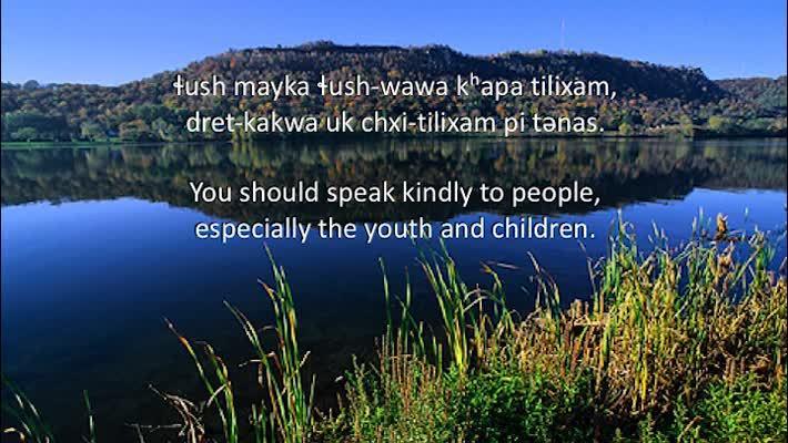 Chinuk Wawa Phrase of the Week #13