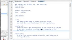 Thumbnail for entry JQuery Intro Part 3