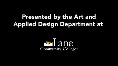 Thumbnail for entry Hank Murrow, Joe Davis - Ceramic Art Presentation