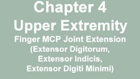 Thumbnail for entry MMT_finger_mcp_extension