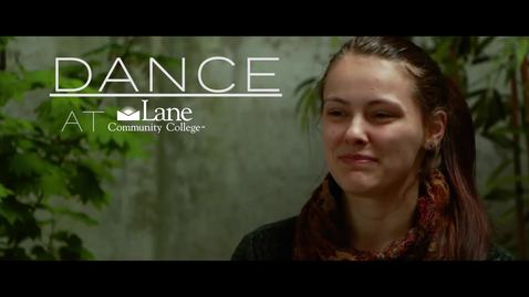 Thumbnail for entry Dance Program at Lane Community College