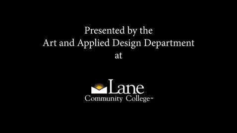 Art & Applied Design - Artist Talk with Eric Kunsman