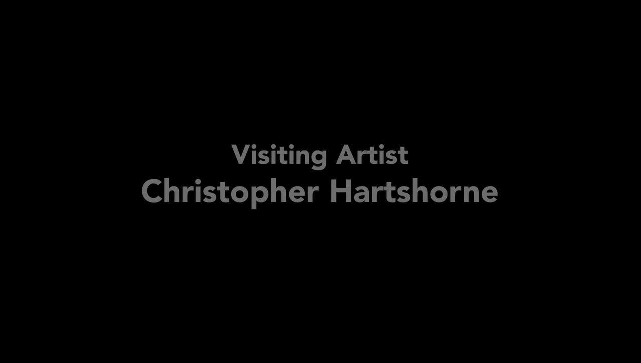 Chris Hartshorne, Guest Artist