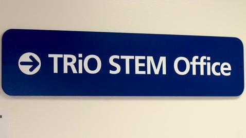 Thumbnail for entry TRiO STEM
