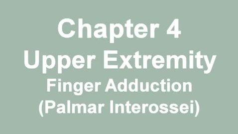Thumbnail for entry MMT_finger_adduction