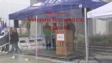 Thumbnail for entry Veterans Recognition Ceremony 2017