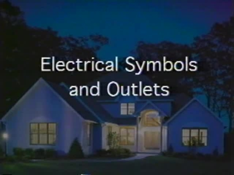 Electrical Symbols And Outlets Lane Community College Media