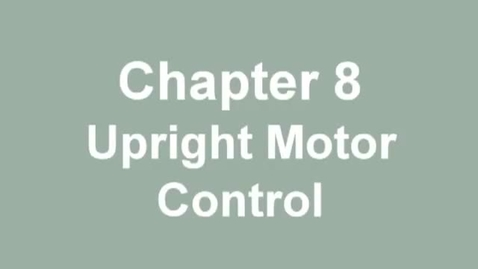 Thumbnail for entry upright motor control