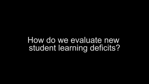 Thumbnail for entry CCPD Greg Evans-Evaluating deficits Ann Akin 1