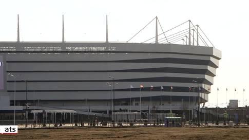 Kaliningrad: Topmodernes Stadion und bewegte Vergangenheit