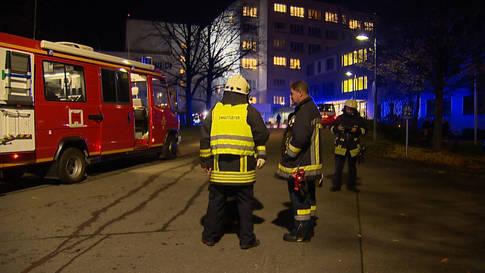 Ein Toter bei Brand im Klinikum Konstanz