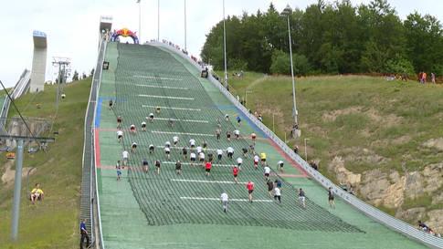 Der wohl härteste 400-Meter-Lauf