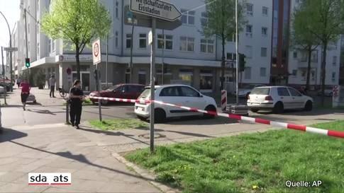 Bombenentschärfung am Berliner Hauptbahnhof
