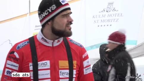 Clemens Bracher startet im Olympia-Eiskanal