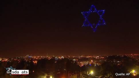 Israelis feiern 70 Jahre Unabhängigkeit des jüdischen Staates