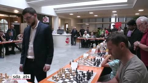 Die grossen Schachmeister haben sich in Biel getroffen