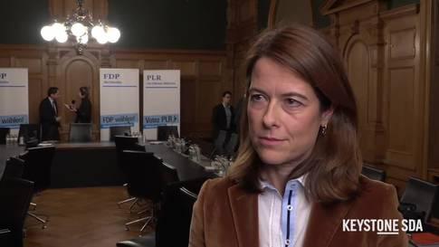 """Petra Gössi: """"Ein Wechsel würde die Stabilität gefährden"""""""