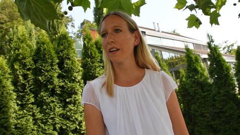 «Jetzt müssen wir endlich anfangen, richtig zu sparen»: die Brugger SVP-Grossratskandidatin Maya Meier im Interview