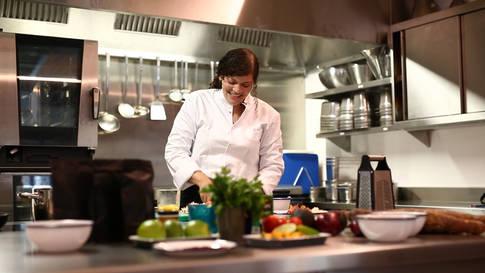 """""""Meine Grossmutter hat mich geprägt"""": in der Küche mit Köchin und Kochbuchautorin Aris Guzman"""