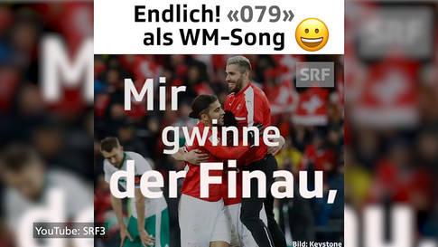 """Mir gwinne der Finau!"" - So feiert das Web das 1:1 gegen Brasilien"