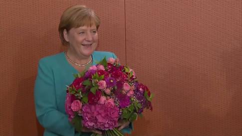 Angela Merkel wird 65!
