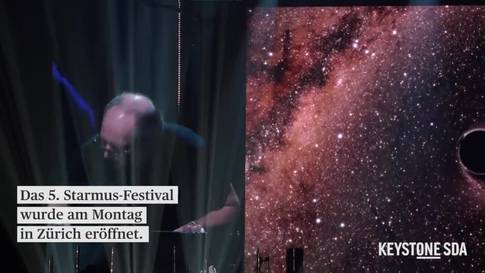 Starmus-Festival mit Brian May, Buzz Aldrin und Hans Zimmer