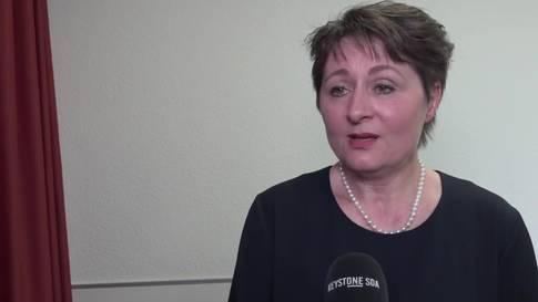 Regierungsrätin Franziska Roth verlässt die SVP