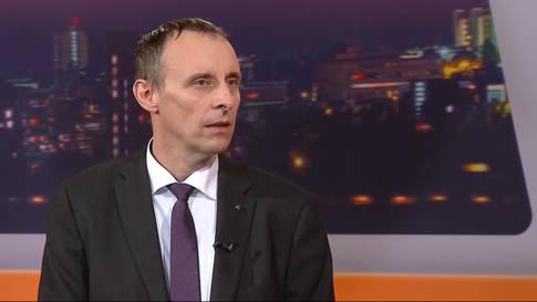 """""""Wenn man das Virus trotzdem weitergibt ..."""" Der Aargauer Grossratspräsident Pascal Furer zur Impffrage in der Sendung TalkTäglich vom 12. Januar 2021"""