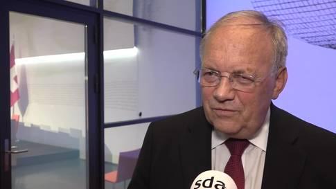 Johann Schneider-Ammann: «Die Hornkuhinitiative schadet dem Tierwohl»