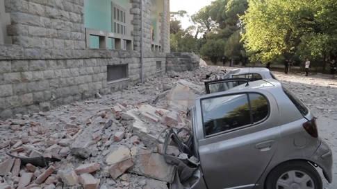 Albanien: Stärkstes Erdbeben seit Jahrzehnten