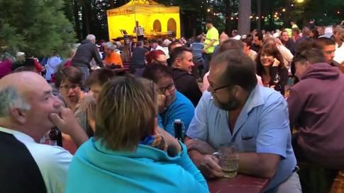 Urdorfer Waldfest am Samstagabend