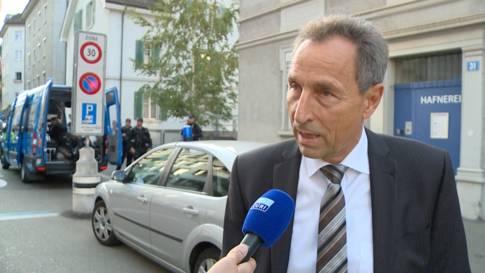 """Cortesi zu Tränengas-Vorwurf auf Spielplatz: """"Wir haben auf der Josefswiese kein Reizgas eingesetzt."""""""