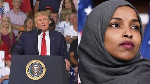 Trump beschimpft Kongressfrauen