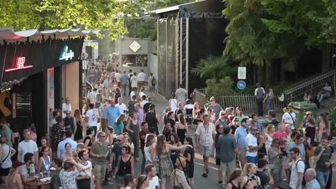 Eine Viertelmillion Besucher am Montreux Jazz Festival