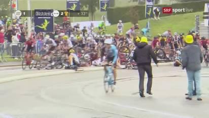 Nach Massensturz Kittel Gewinnt Die Zweite Tour De France Etappe
