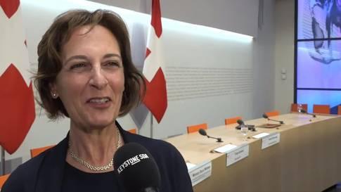 Tessinerin Monica Duca Widmer soll Ruag-Beteiligungsgesellschaft leiten