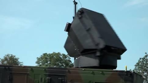 "Armee testet Luftabwehrsystem ""SAMP/T"""