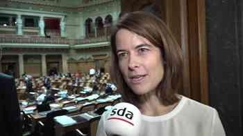 Bundesratsparteien zu Cassis-Wahl